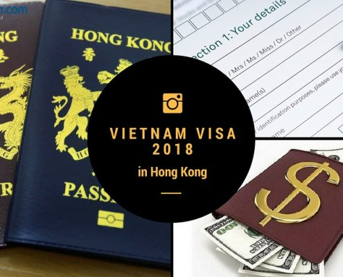 updated Vietnam visa in Hong Kong 2018