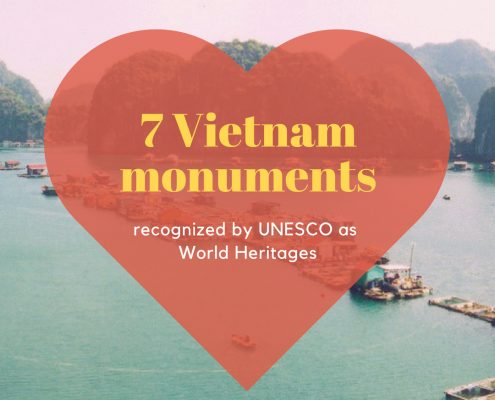 7 Vietnam monuments recognized by UNESCO as World Heritages - Vietnam visa