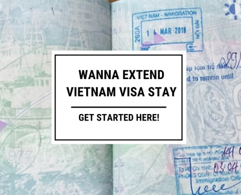 2 ways to extend Vietnam visa stay